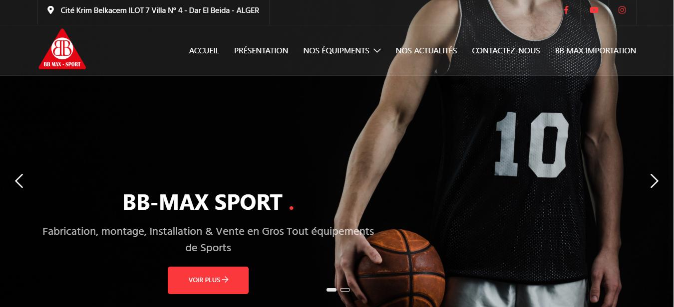 bbmax sport